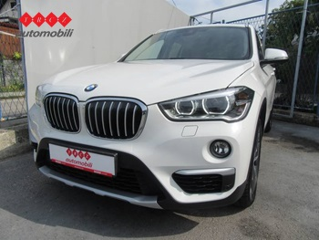 BMW X1 1,8 sDrive