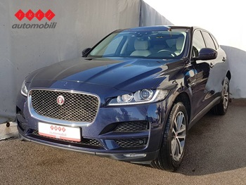 JAGUAR F-PACE 2.0 D AWD AT