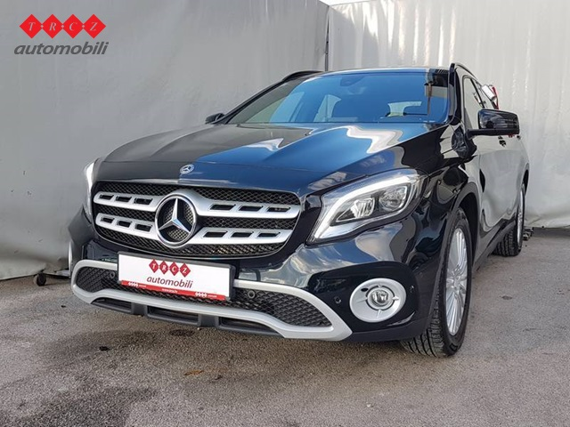 MERCEDES GLA 200 D STYLE EDITION