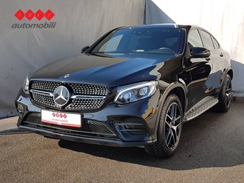 MERCEDES GLC 250d 4MATIC COUPE