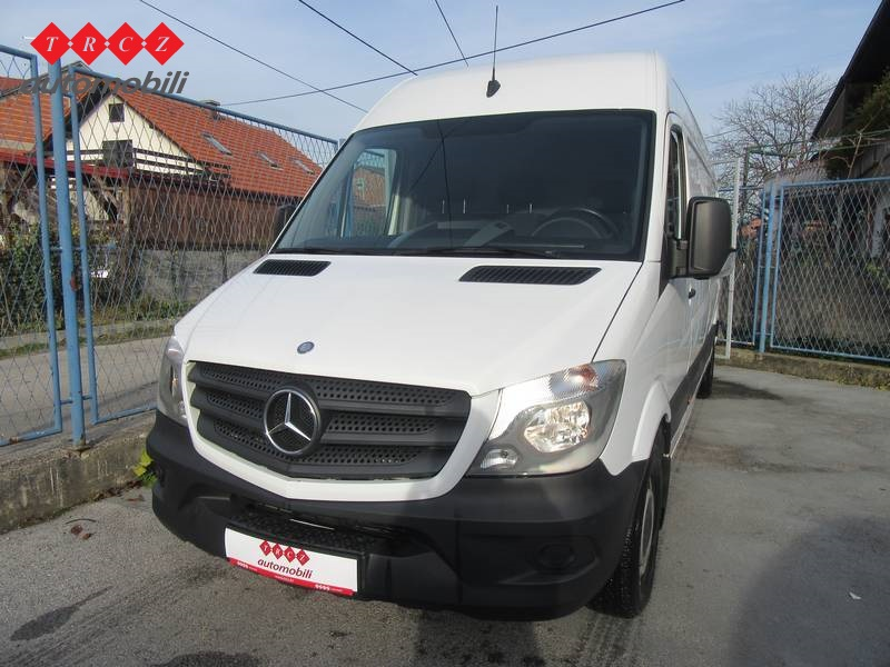 mercedes sprinter 313 cdi maxi 2014 g trcz rabljena vozila. Black Bedroom Furniture Sets. Home Design Ideas