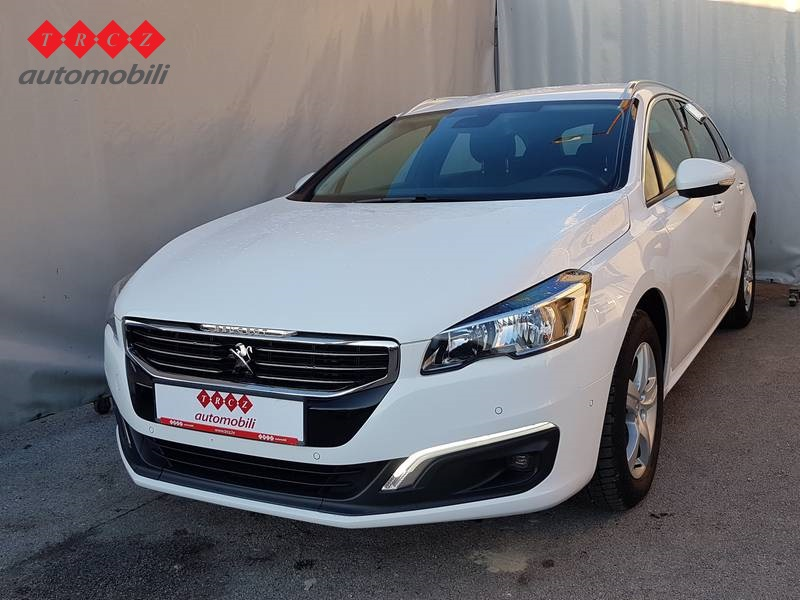 PEUGEOT 508 2,0 HDI ACTIVE used vehicles for sale STATION