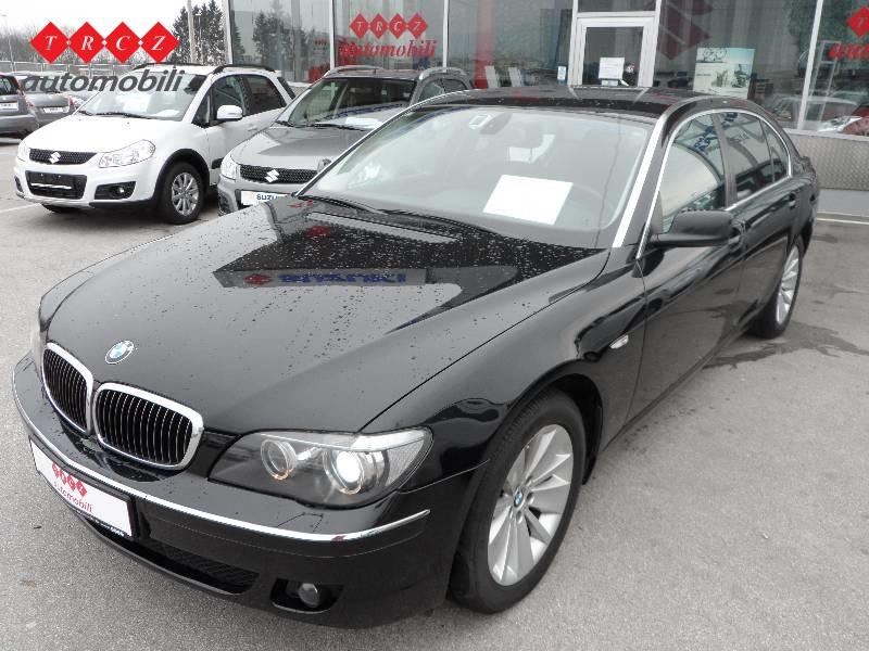 BMW 740 LI Li The Vehicle Is Currently Not Available Special Offer New In Our 12 Month Warranty