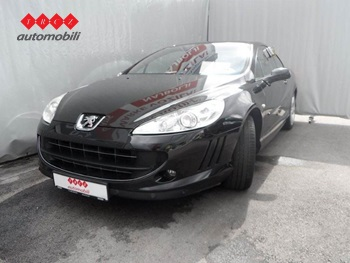 PEUGEOT 407 coupe 2,7 HDI COUPE