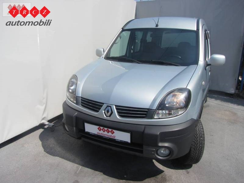 renault kangoo 1,6 4x4 2006 g. – trcz used vehicles