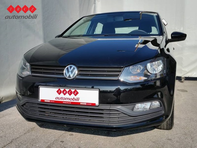 VW POLO 1,4 TDI FAMILY