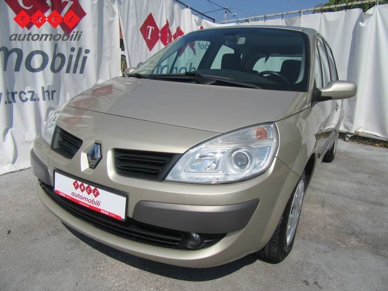 renault scenic 1,5 dci used vehicles for sale monovolumen 2006 g