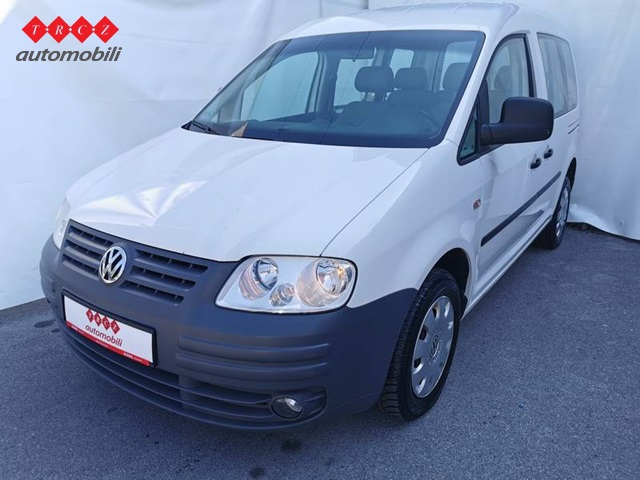 VW CADDY 2,0