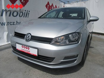 VW GOLF VII 1.6 TDI DSG