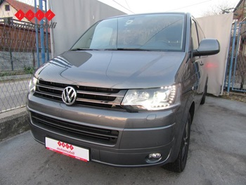 VW MULTIVAN 2,0 TDI DSG 4MOTION