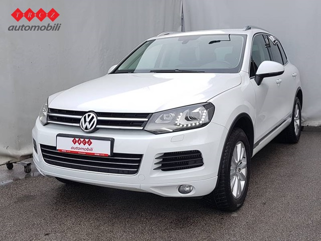 VW TOUAREG 3.0 TDI AT
