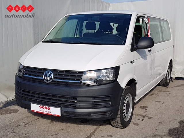 VW TRANSPORTER 2.0 TDI 4MOTION
